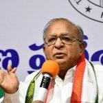 Former Union Minister S. Jaipal Reddy passes away
