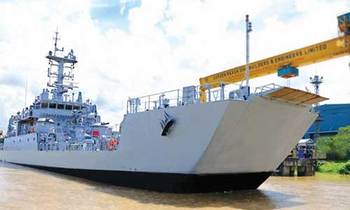 LCU L56 ship was commissioned into Indian Navy_40.1