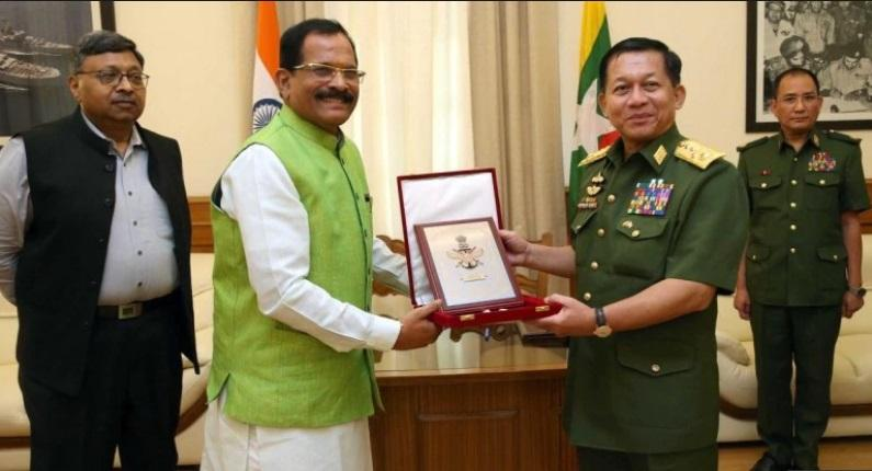 India, Myanmar signs MoU on Defence Co-Operation_40.1