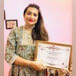 'Indian Woman of Influence Award' received by Priya Priyadarshini Jain