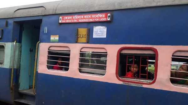 'Pink coaches' introduced by the Northeast frontier railway_40.1