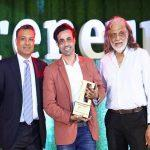 Ruhan Rajput honoured with 'Entrepreneur of the Year Award, 2019'