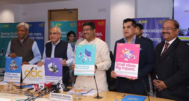 Dharmendra Pradhan launches Atal Community Innovation Centre_40.1