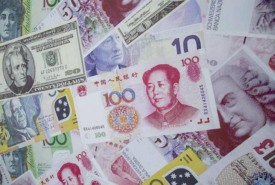 U.S. labels China a 'currency manipulator'_40.1