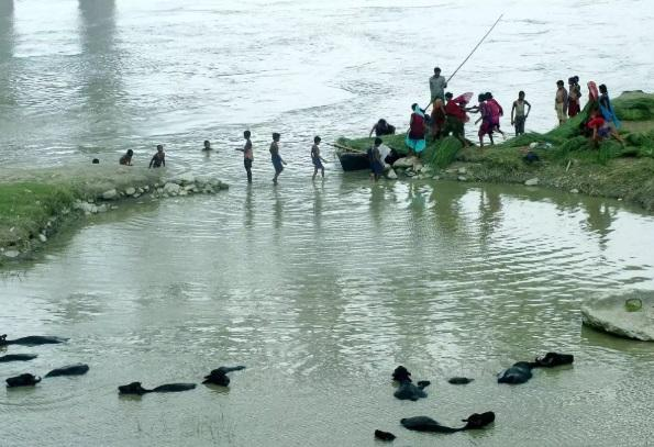 Centre has approved the project to link Kosi & Mechi rivers_40.1