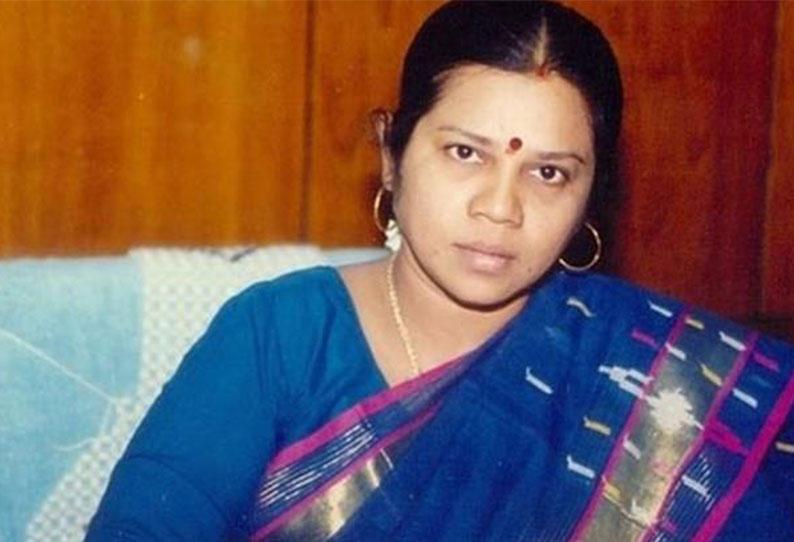 Former T.N. Minister Jennifer Chandran passes away_40.1