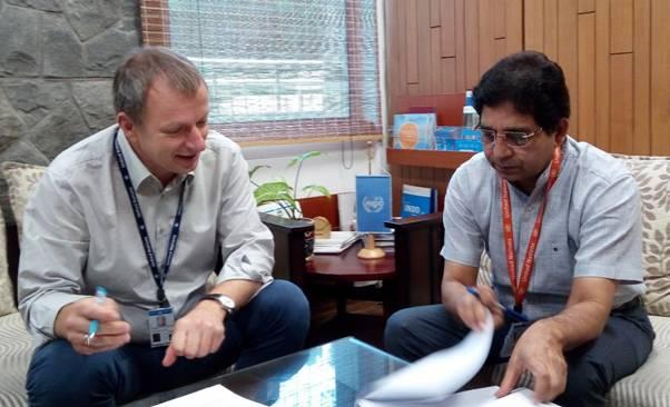 UNIDO and NISE to partner for skill development program_40.1
