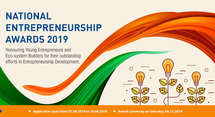 4th edition of National Entrepreneurship Awards, 2019_40.1