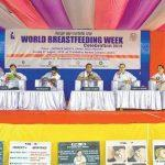Manipur tops in Breastfeeding, Infant & Young Child Feeding Practices