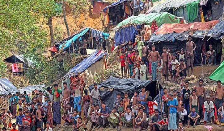 Rohingya refugees get identity cards in Bangladesh_40.1