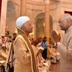 President hosts 'At Home' reception for Freedom Fighters