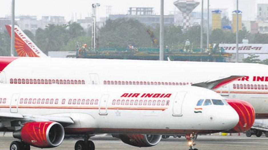 Air India first flight over North Pole from Delhi to San Francisco_40.1