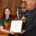 Nari Shakti Award Winner Neelum Sharma passes away