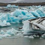 "Iceland commemorates 1st glacier ""Okjokull"" lost to climate change"
