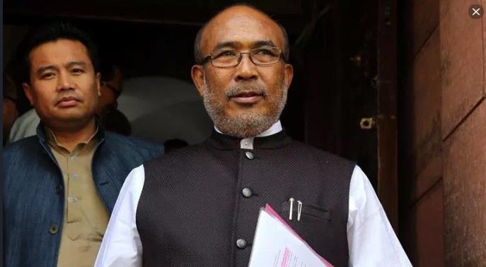 "Manipur CM launches ""School Fagadaba"" scheme_40.1"
