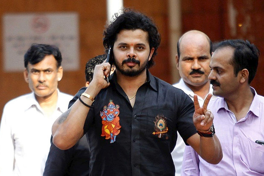 Sreesanth's Life Ban on cricket reduced to 7 Years_40.1