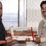 DRDO transfer design of Mobile Metallic Ramp to Indian Army