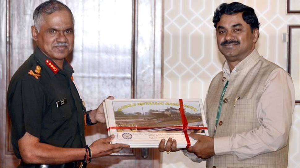 DRDO transfer design of Mobile Metallic Rampto Indian Army_40.1