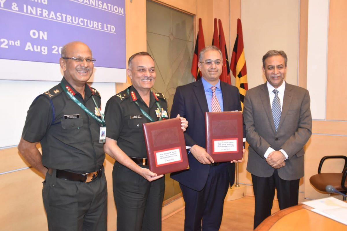 AWHO and Tata Realty sign MoU for quality housing_40.1