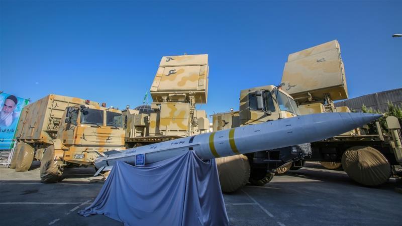 """Iran unveils new missile defence system """"Bavar-373""""_40.1"""