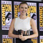 Scarlett Johansson tops Forbes highest-paid actresses list