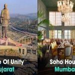 'Statue of Unity', Mumbai's Soho House among Time's 100 greatest places in the world