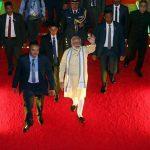 PM Modi launches redevelopment project of the Sri Krishna temple in Bahrain