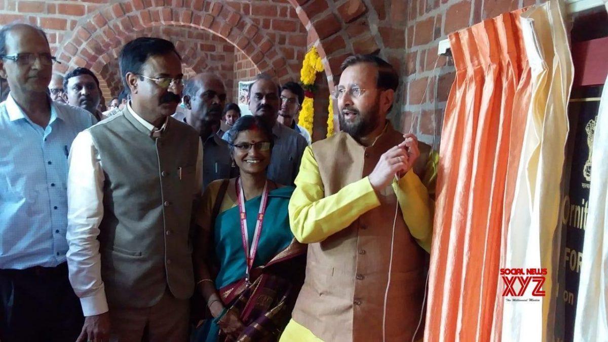 Union Minister Prakash Javadekar inaugurates National Centre for Avian Ecotoxicology_40.1