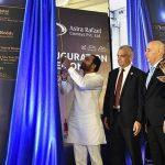Astra Rafael Communication System inaugurated in Hyderabad