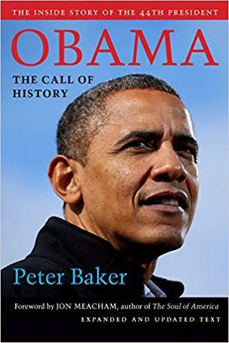 """Book on former US President titled """"Obama: The Call of History"""" released_40.1"""