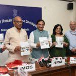 Union HRD Minister launches Integrated Online junction 'Shagun'
