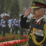 Lt. Gen. Mukund Naravane took charge as Vice Chief of Army Staff