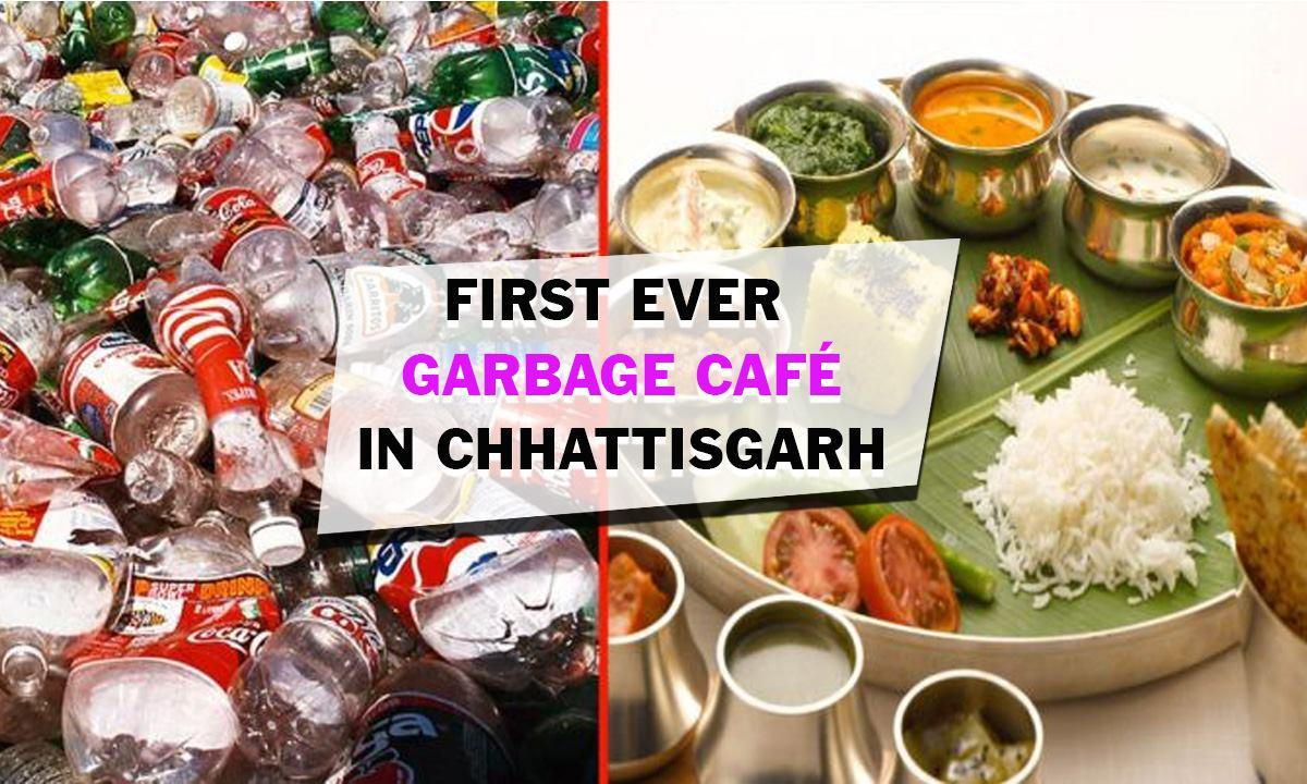 India's first garbage cafe to be opened in Ambikapur, Chhattisgarh_40.1