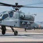 IAF inducts 8 Apache AH-64E attack helicopters