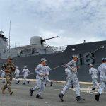 1st ASEAN-US Maritime Exercise (AUMX) begins