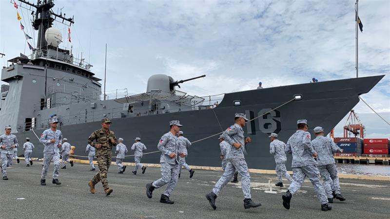 1st ASEAN-US Maritime Exercise (AUMX) begins_40.1