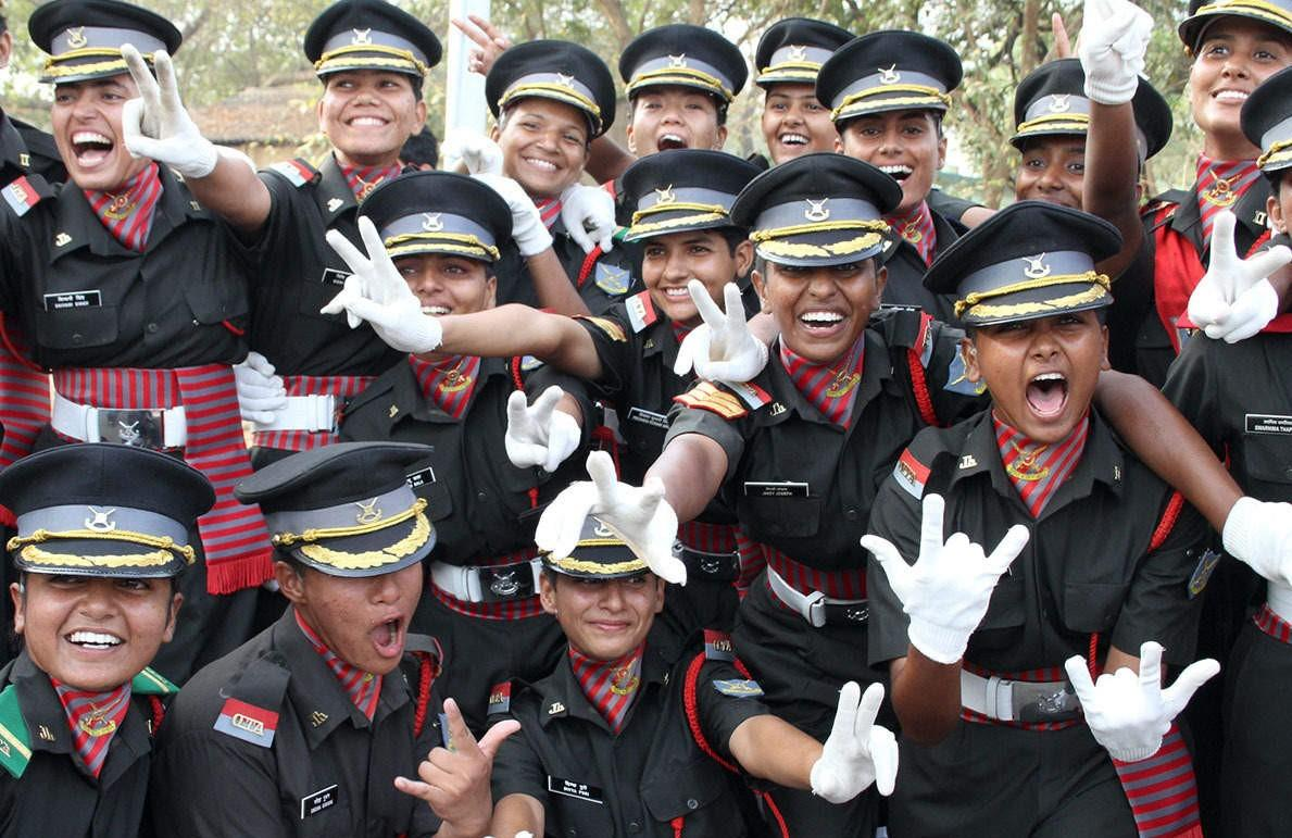 Army to commission 1st batch of women soldiers in 2021_40.1