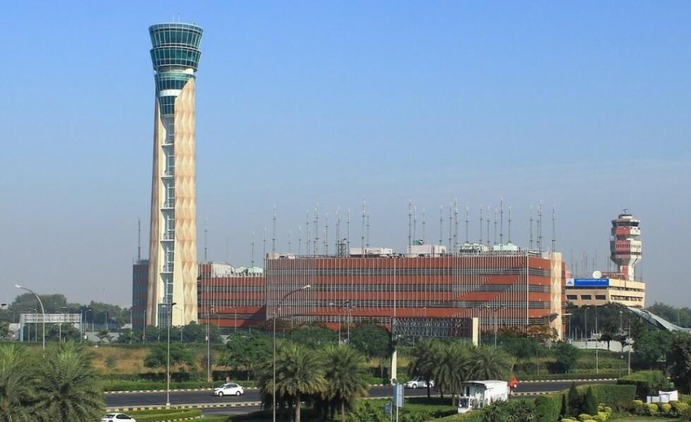 Delhi's IGI Airport Gets India's Tallest ATC Tower_40.1