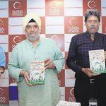 A book titled 'Fortune Turners: The Quartet That Spun India To Glory' launched