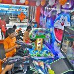 Visakhapatnam railway station sets up 'fun zone'