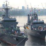 SLINEX 2019: Indo-Lanka maritime fleet exercise