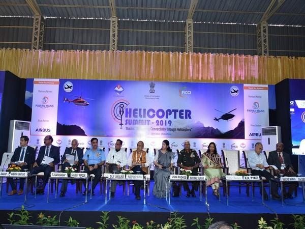 1st Helicopter summit 2019 held in Dehradun_40.1