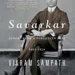"A book titled ""Savarkar: Echoes from a forgotten past, 1883-1924"" released"