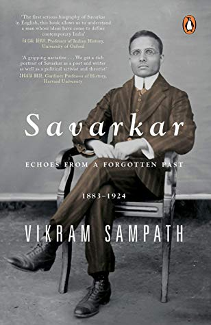 """A book titled """"Savarkar: Echoes from a forgotten past, 1883-1924"""" released_40.1"""