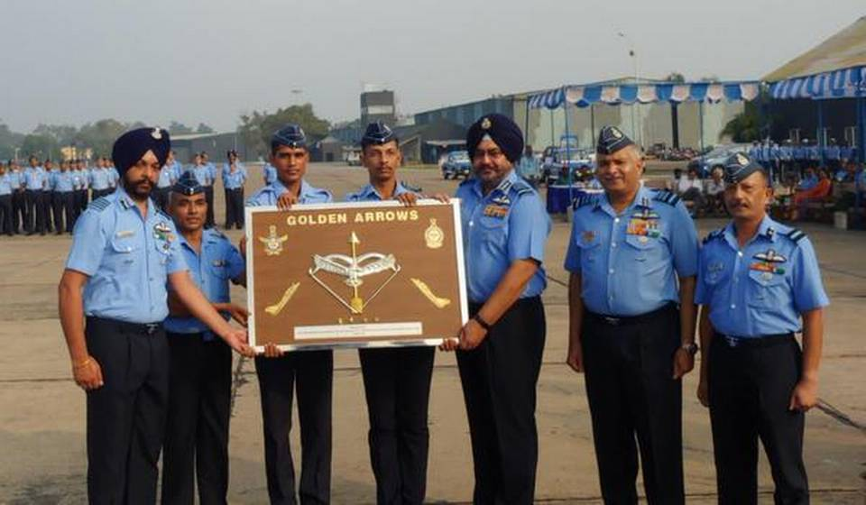 IAF resurrects 17 Squadron 'Golden Arrows' for Rafale_40.1