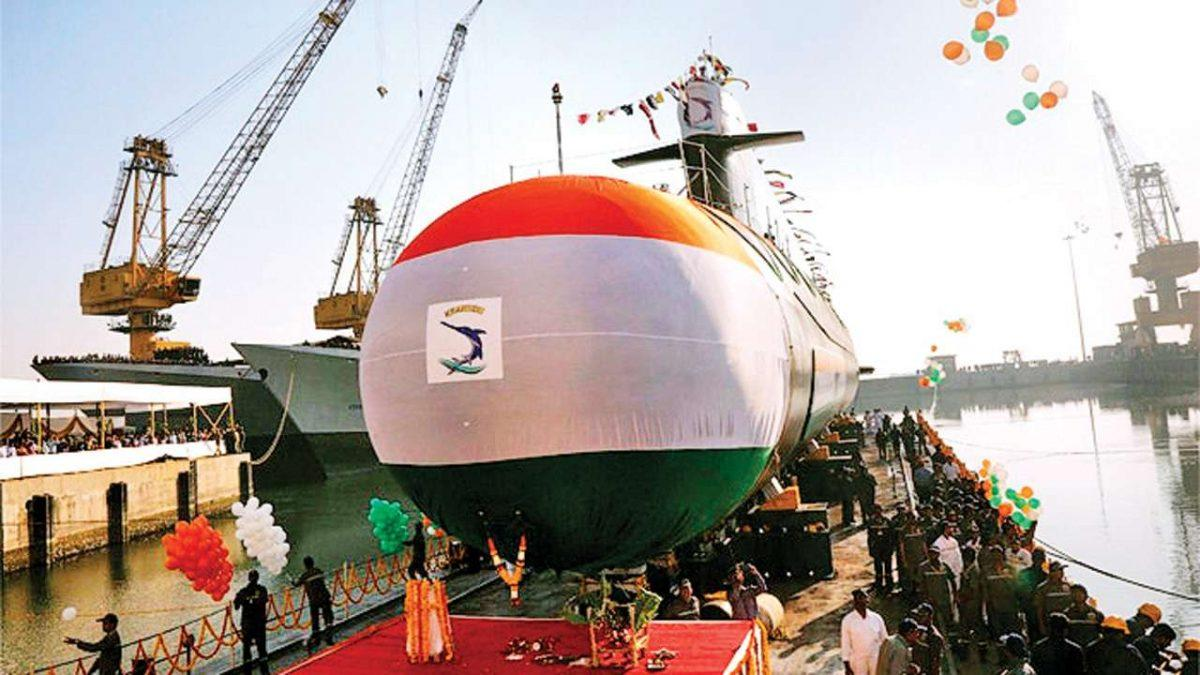 INS Khanderi to be commissioned into the Indian Navy_40.1