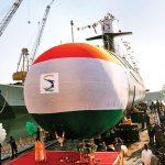INS Khanderi to be commissioned into the Indian Navy