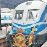 Sri Lanka flags off Pulathisi Express, a 'Make In India' train
