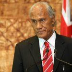 Climate change campaigner of the South Pacific Akilisi Pohiva passes away