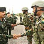 Indo-Thailand joint military exercise Maitree 2019